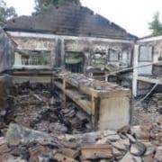 Tenwek-Fire-Aftermath
