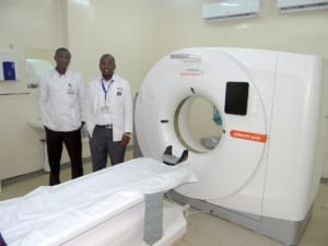 Tenwek Hospital Radiology Equipment